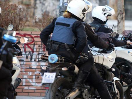 Σύλληψη 43χρονου στο Αγρίνιο για εξύβριση και απειλή αστυνομικού