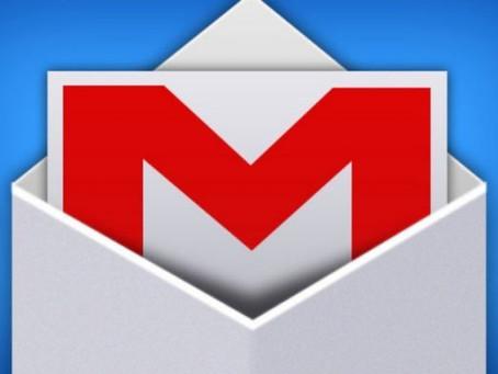 Το Gmail δέχεται πλέον συνημμένα έως και 50 MB