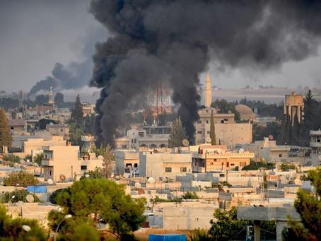 Ξεκίνησε από χτες η Τουρκική εισβολή στην Συρία