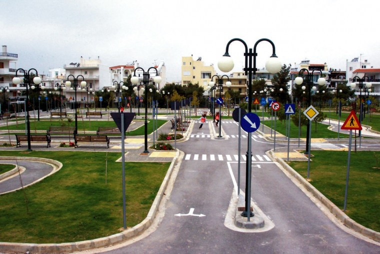 Λαϊκή Συσπείρωση Ναυπλίου: Απορίες σχετικά με το πάρκο κυκλοφοριακής αγωγής