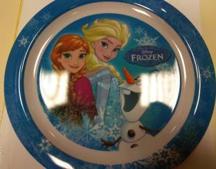 waltdisneyfrozenplate