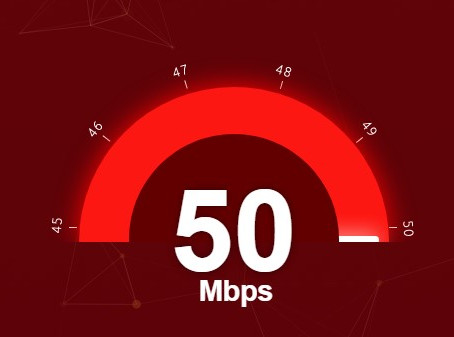 Vodafone: Έκπτωση 5% στο πάγιο σε περίπτωση συγχρονισμού VDSL κάτω από τα 45 Mbps