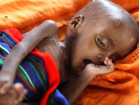 1,5 εκατ. νεκροί από την πείνα, αλλά δεν είναι μεταδοτική και έτσι δεν μας αφορά (σχόλιο για τον κορ