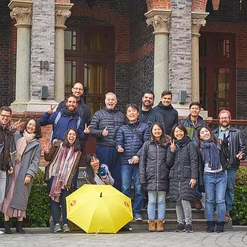 French Concession Free Walking Tour