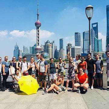 Shanghai City Free Walking Tour