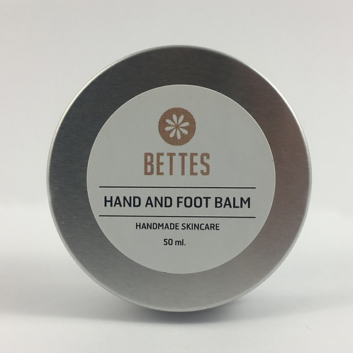 Hand And Foot Balm