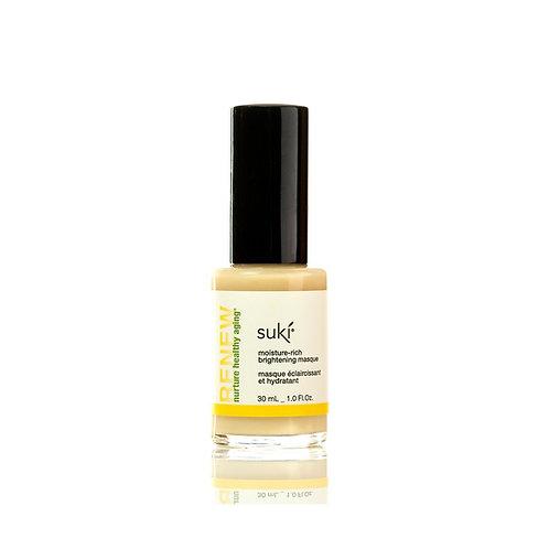 Moisture-rich Brightening Masque - Suki Skincare