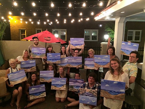 Paint Night PrePay