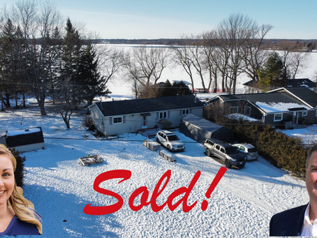 SOLD OVER ASKING IN 8 HOURS!