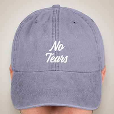 No Tears Dad Hat
