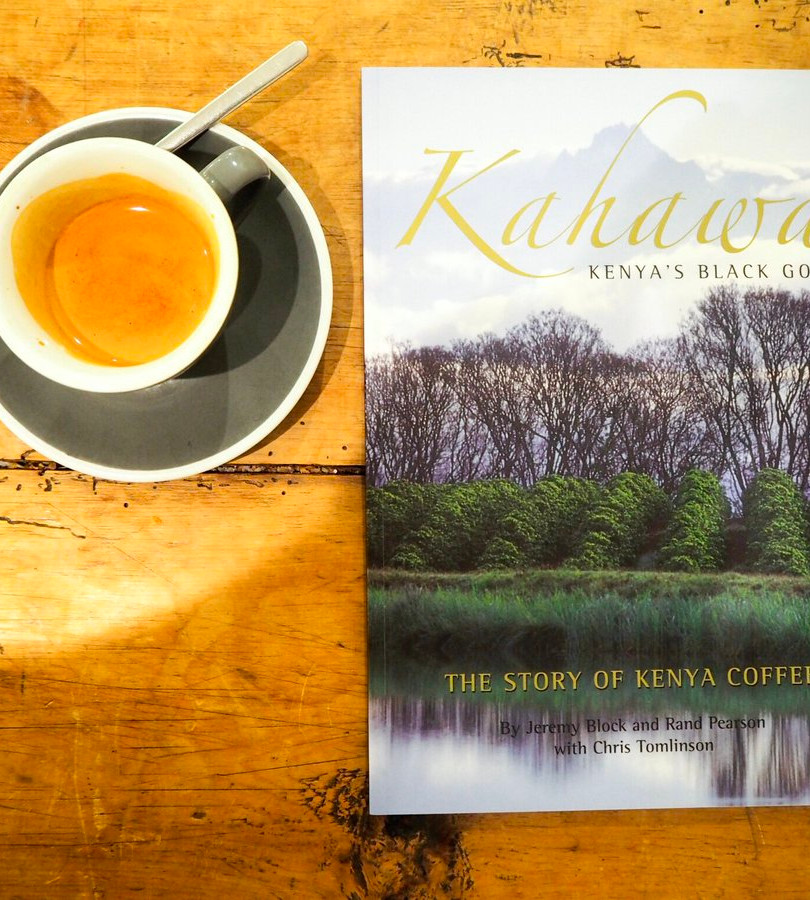 """Kahawa: Kenya's Black Gold"""