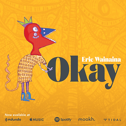 EW - Okay -  Single Cover(Now Available)