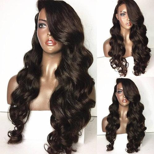 Lace wig Irish