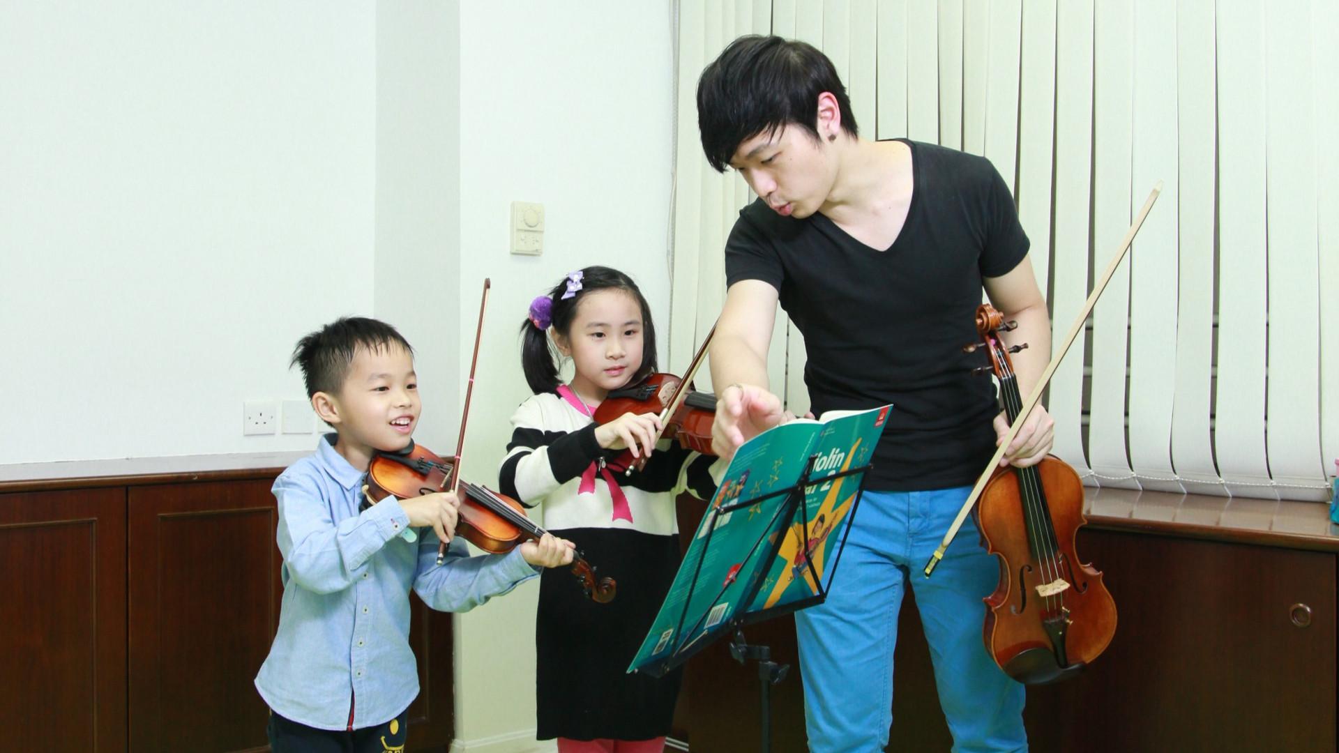 樂器演奏課程