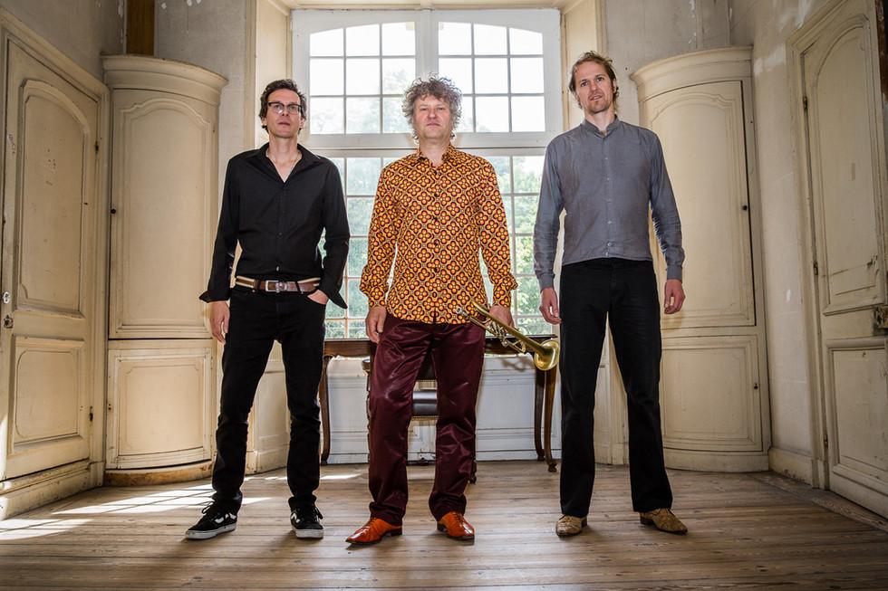 Jörg Brinkmann, Eric Vloeimans, Tuur Florizoone