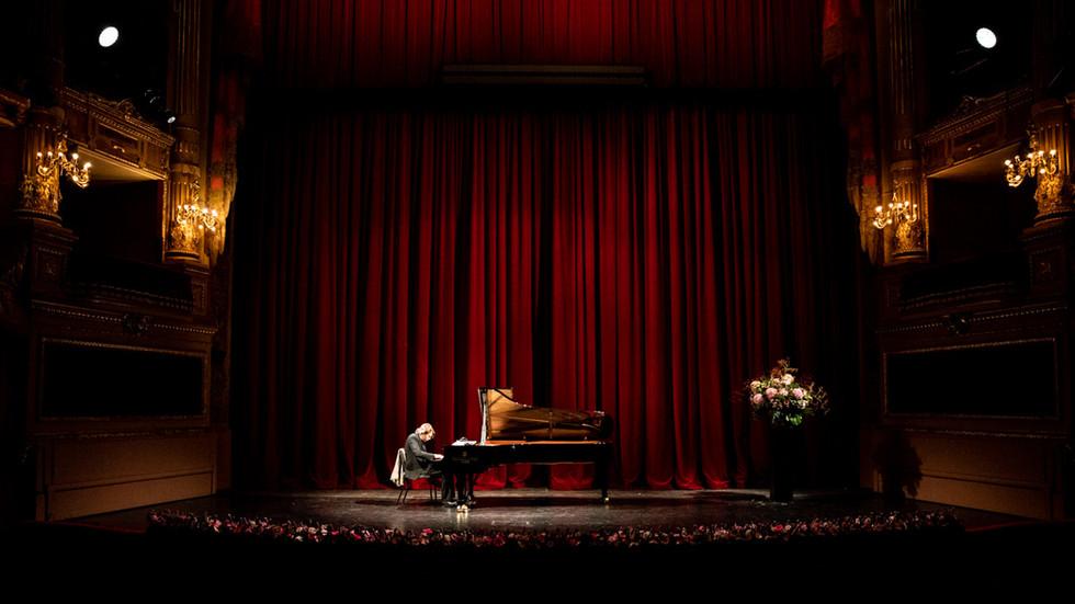 David Fray @ The Opera