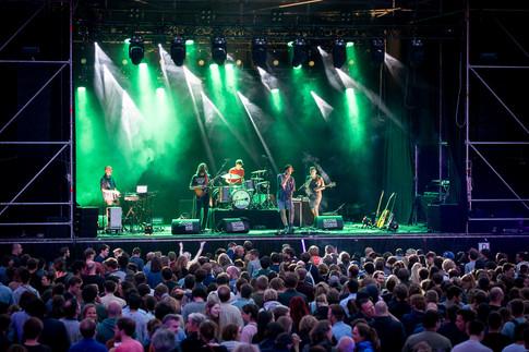 Robbing Millions @ BOOMTOWN festival
