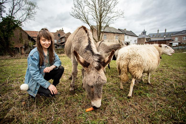 Sofie Senden, dierenactivist en influencer