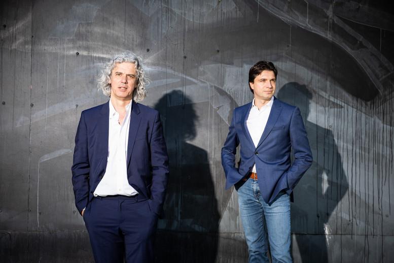 Michaël Van Droogenbroeck - Ewald Pironet