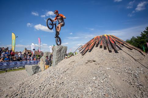 UCI Trial Bike, Worldseries