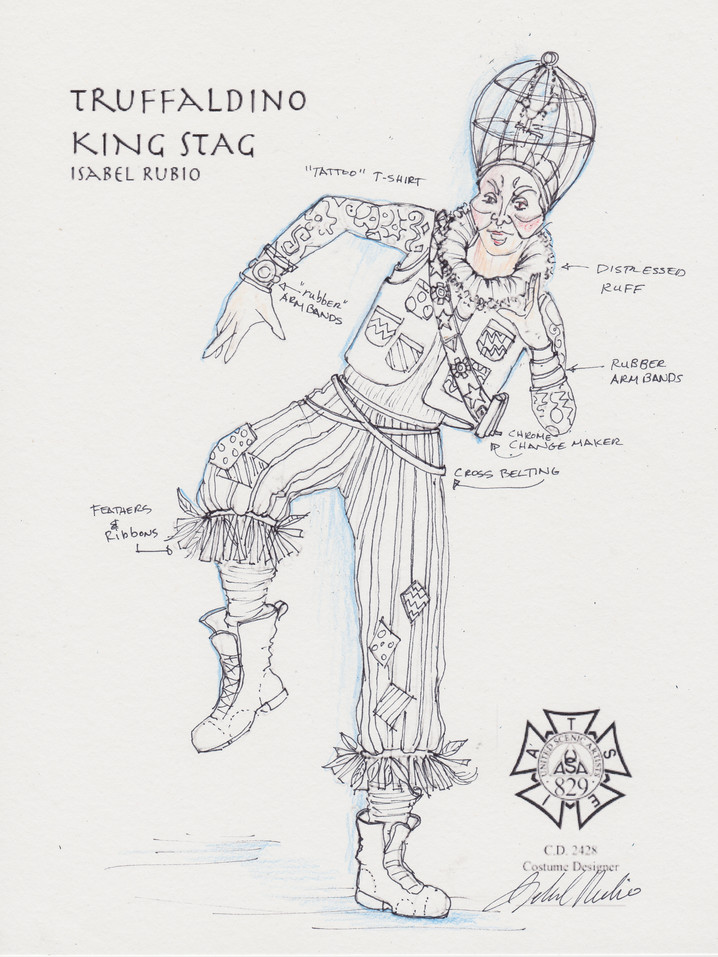 King Stag