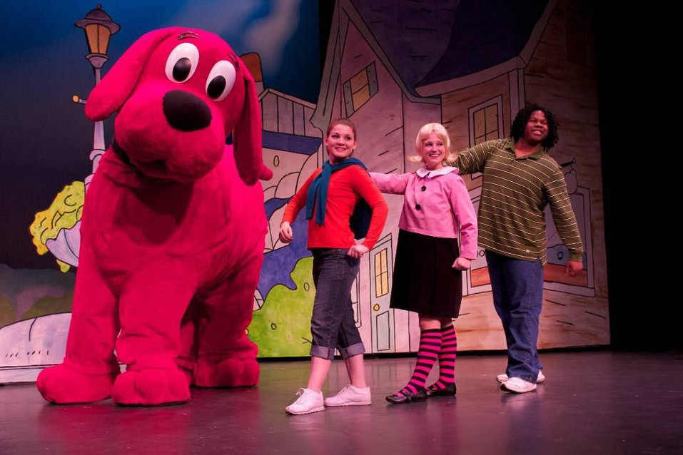 Clifford The Big Red Dog Live