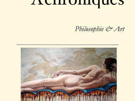Le nouveau numéro des Cahiers A'chroniques disponible en numérique ...