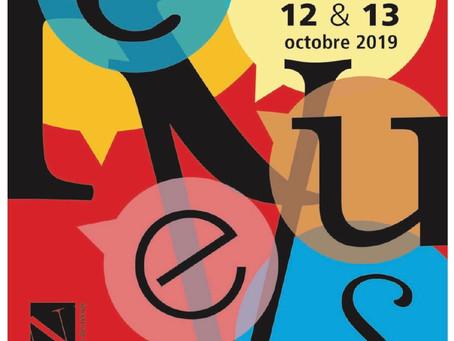 Retrouvez Les Cahiers A'chroniques les 12 & 13 octobre au Salon de la Revue