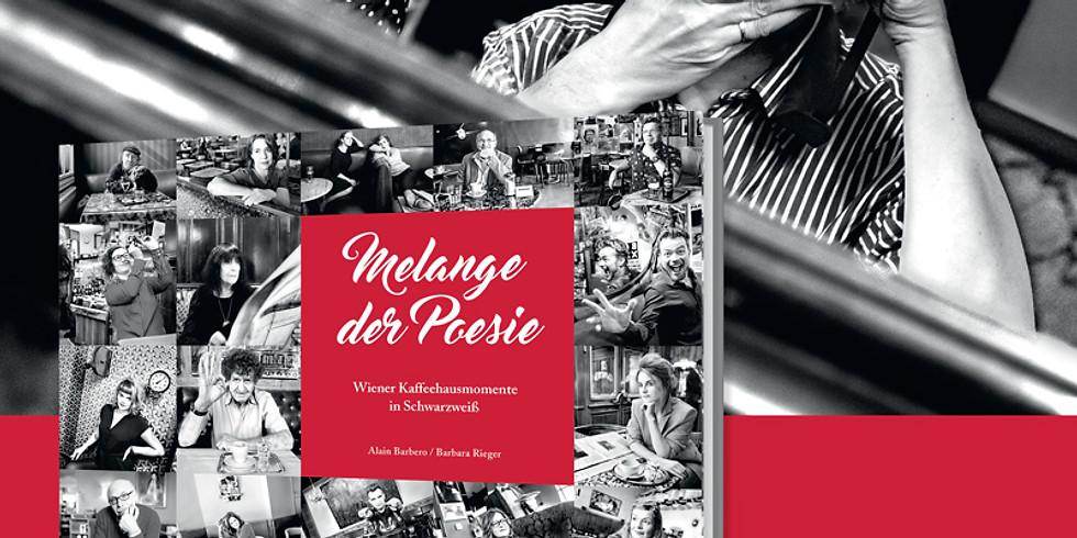 « Melange der Poesie » Cafés viennois & littérature en noir & blanc