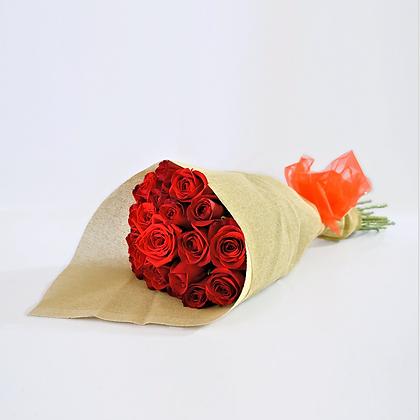 Dos docenas rosas