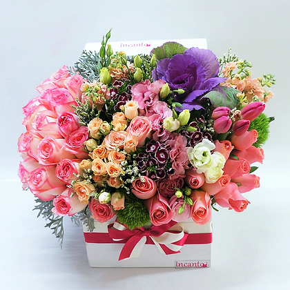Caja flores mixtas 02