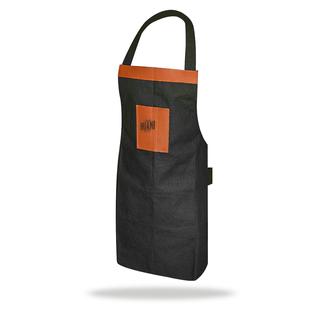 kitchen apron black