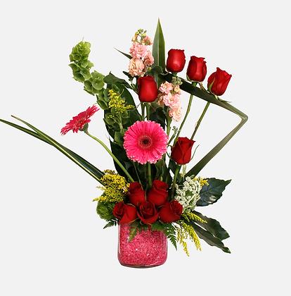 Amor en rosas