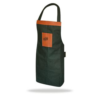 kitchen apron green