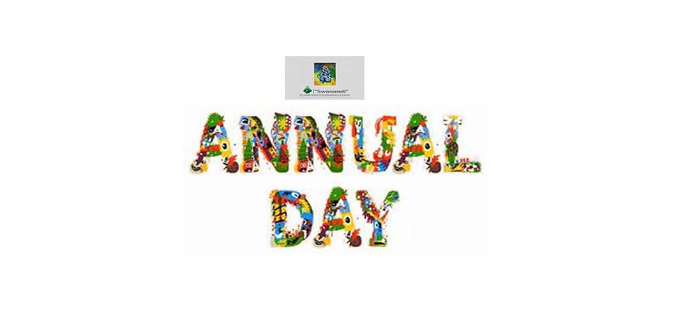 """SWANANDI""- GSPAC Annual Day Programme  2021"