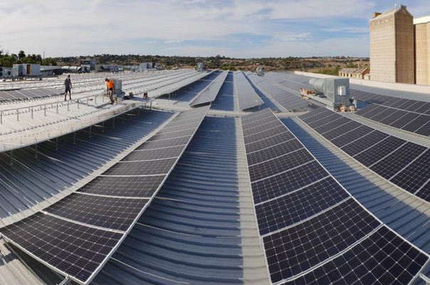 Murray Bridge Marketplace Solar Embedded Network