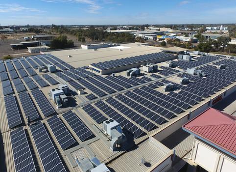 Griffin Plaza Solar Embedded Network