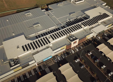 Mt Gambier Marketplace Solar Embedded Network