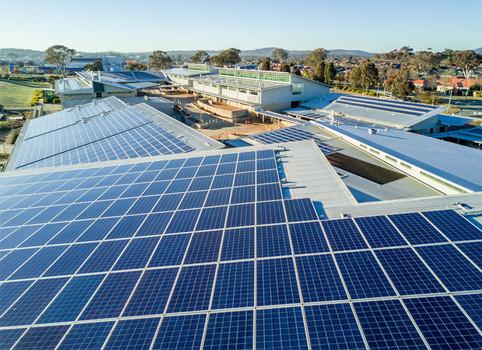 Amaroo Solar PV Project