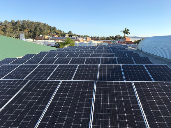Lismore Central Solar PV Project