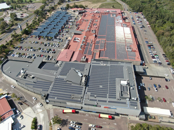 Bateau Bay Square Solar PV Project