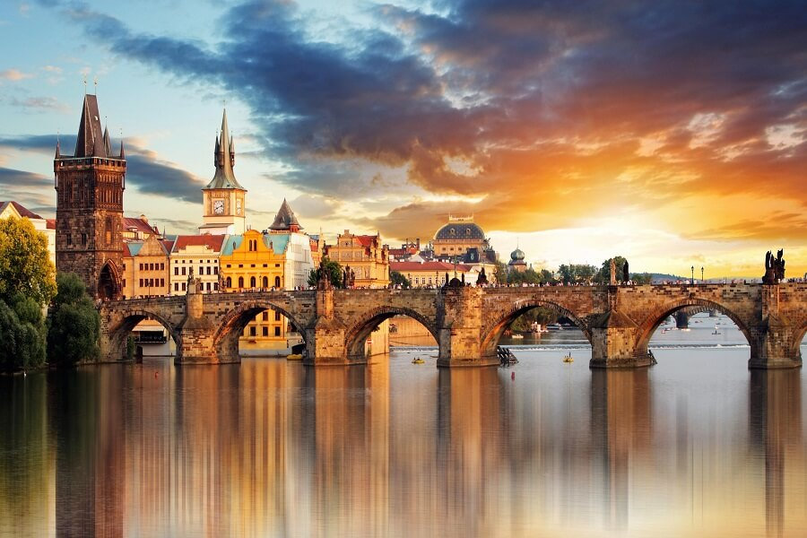 Budapest - Prague