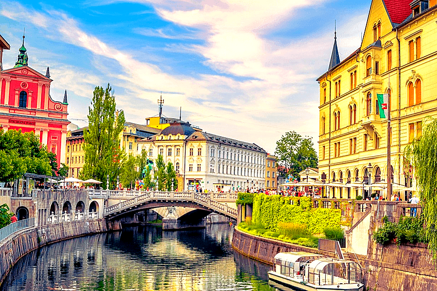 Budapest - Ljubljana or Ljubljana - Bud