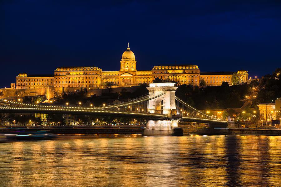 Vienna - Budapest