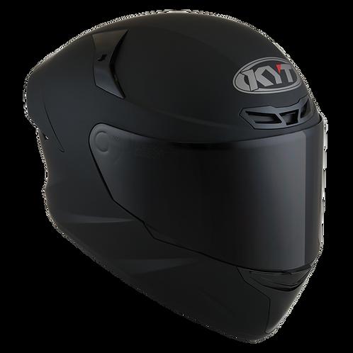 KYT Helmet TT-Cours Matt black
