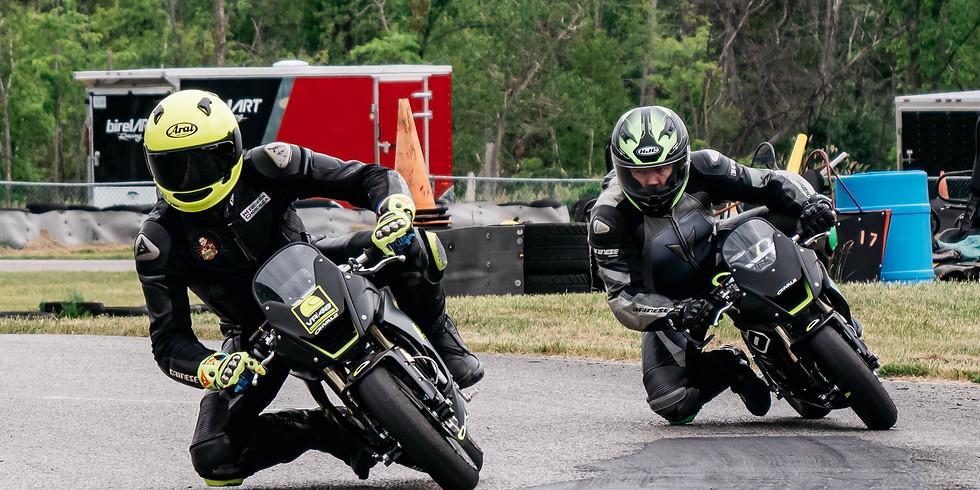 Ohvale track day 3S Go Kart Track