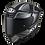 Thumbnail: KYT Helmet TT-Cours Matt COOL GRAY