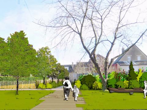 TERRITOIRES - Jardin de la Boulais