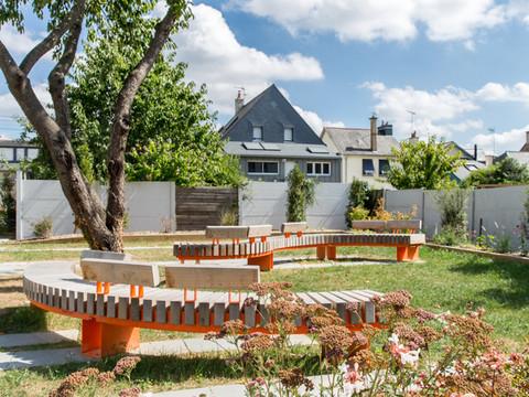 Le jardin de la Boulais poursuit sa métamorphose !