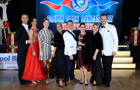 Top Large Studio 1st place -Oceans Dance